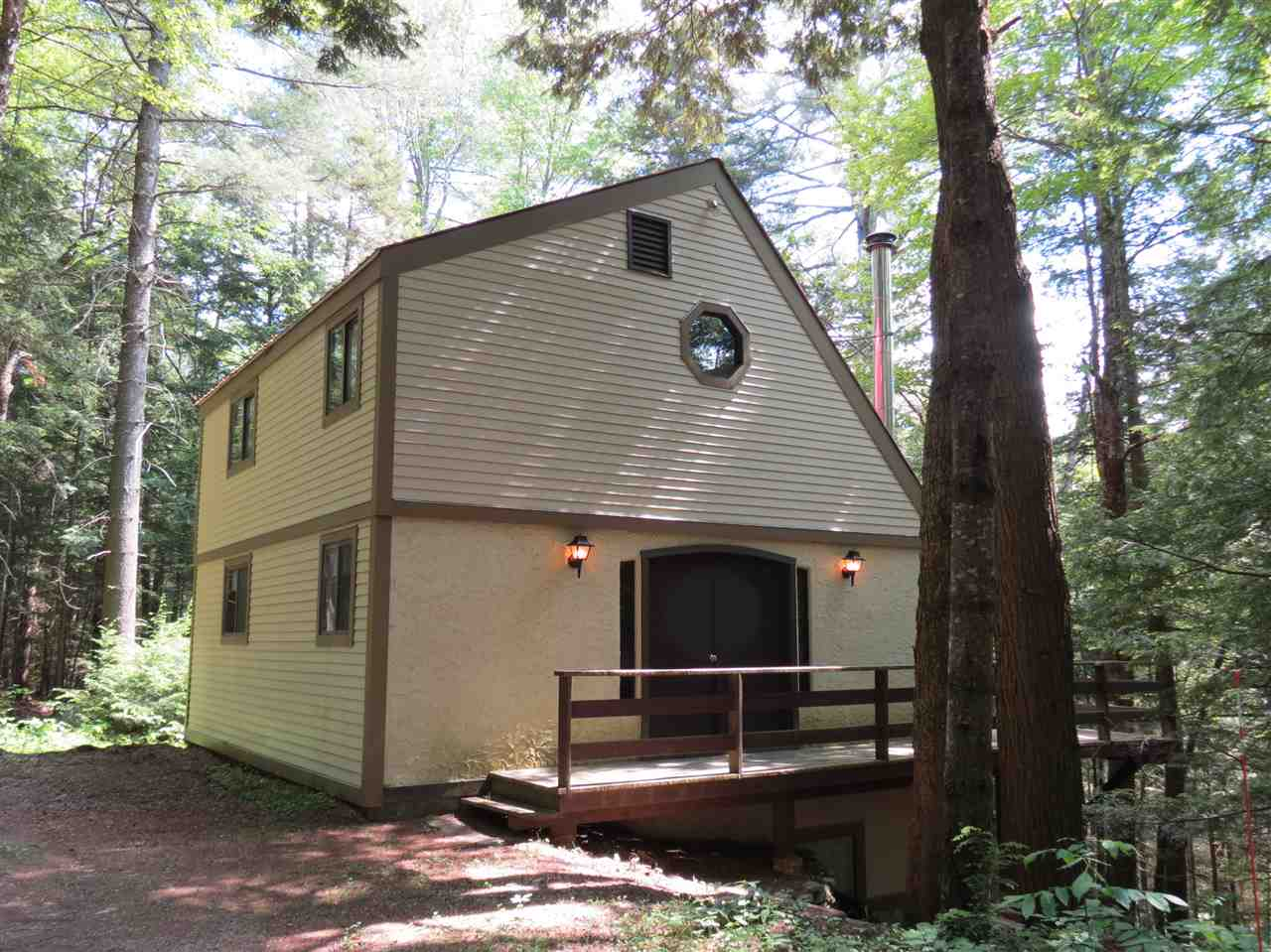 Cabin in the woods of Sherwood Forest. Just...