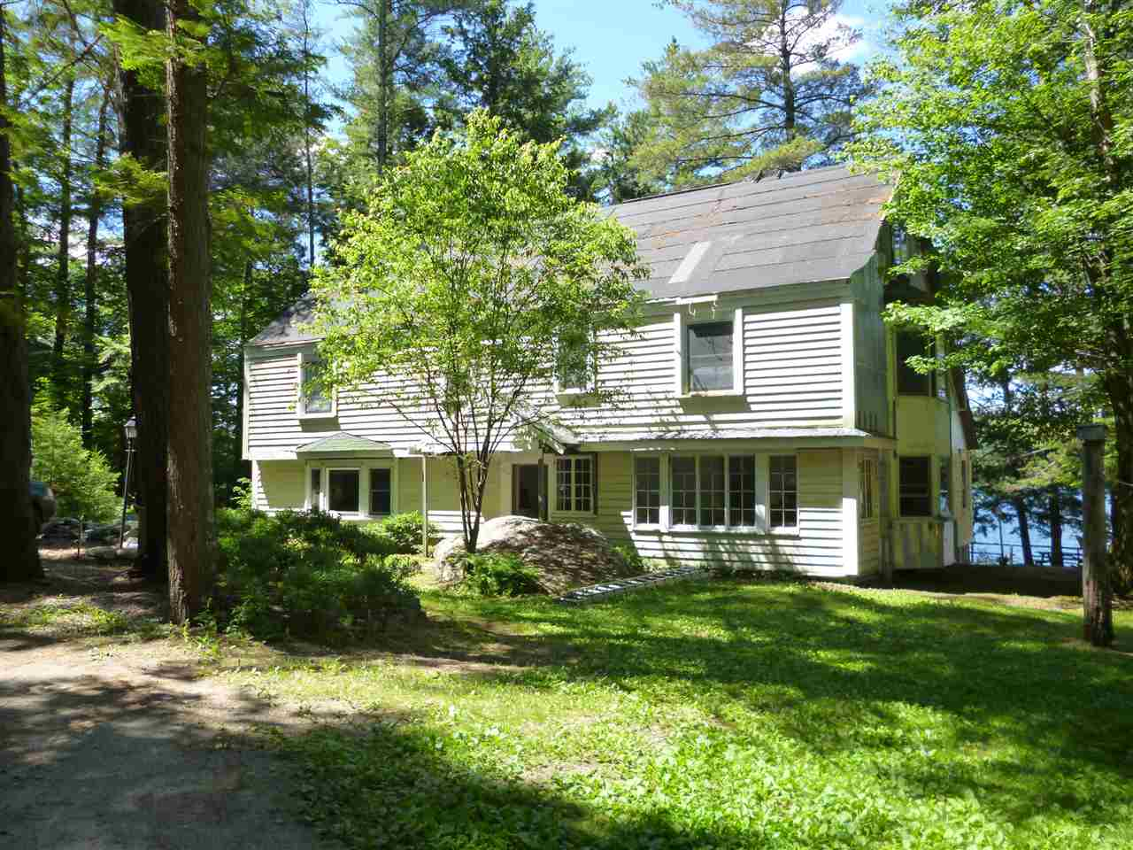 WOLFEBORO NH  Home for sale $1,398,000