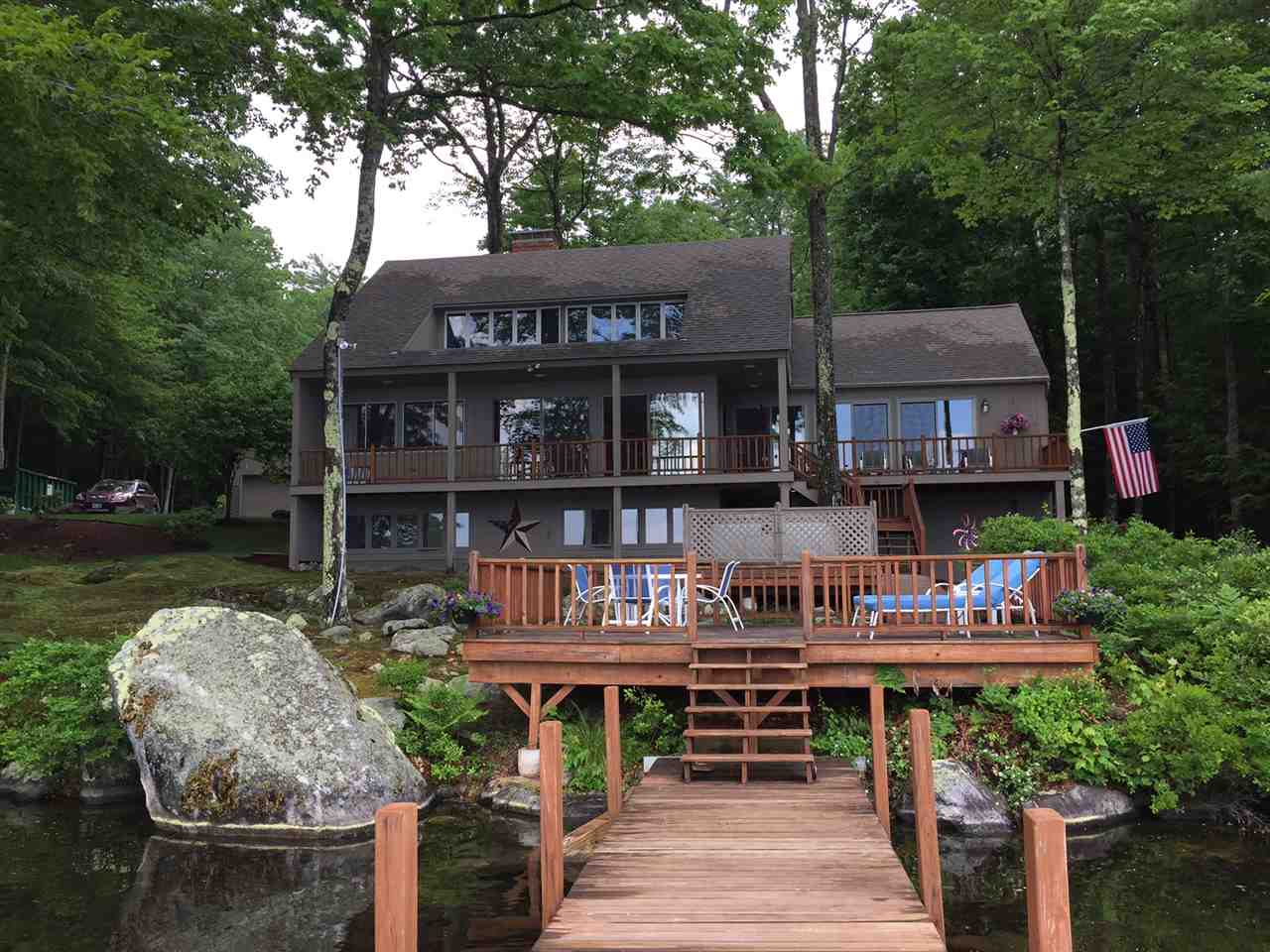 MOULTONBOROUGH NH  Home for sale $1,545,000