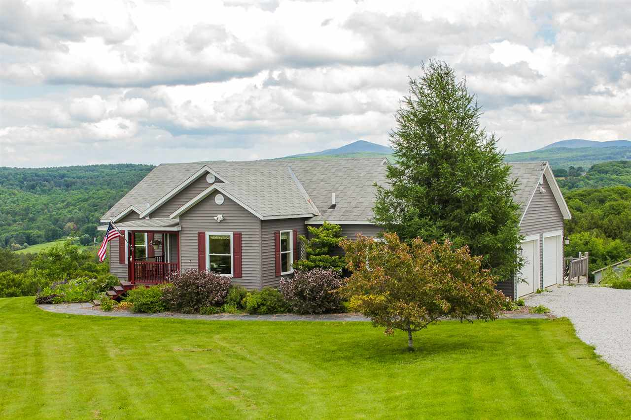 437 Beckley Hill Road, Barre Town, VT 05641
