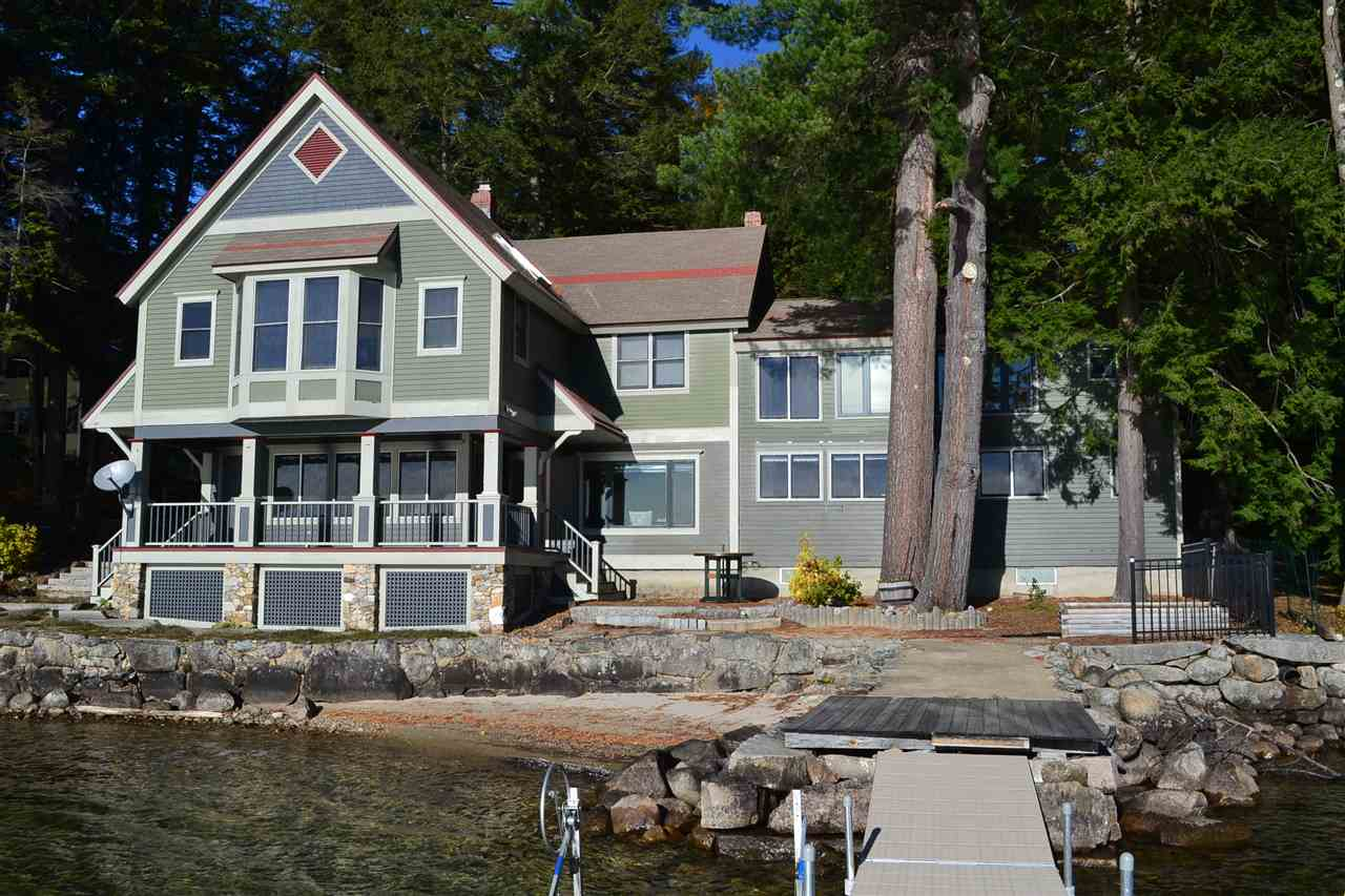 BRIDGEWATER NH  Home for sale $1,281,468