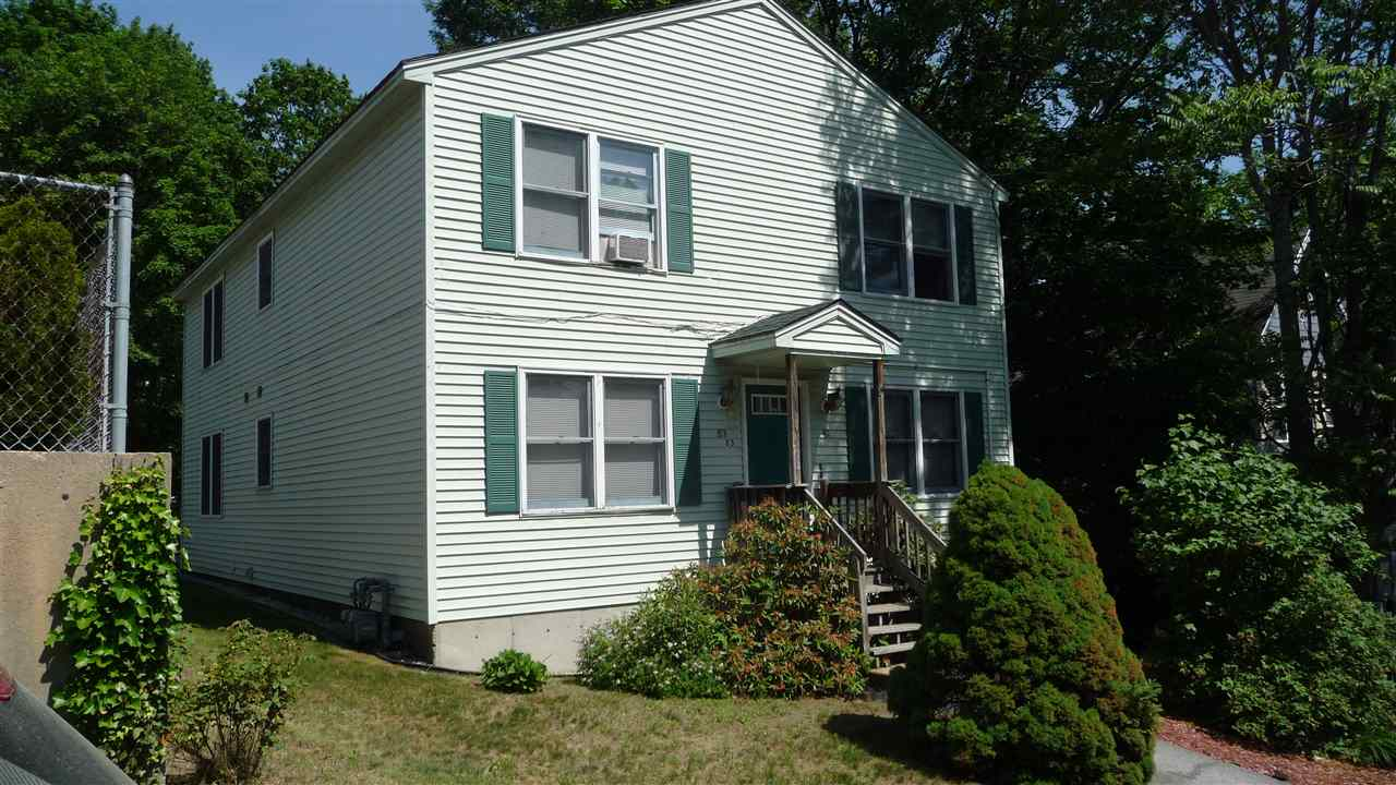 image of Manchester NH  2 Unit Multi Family | sq.ft. 3528