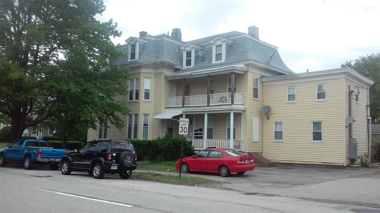 image of Manchester NH  6 Unit Multi Family | sq.ft. 6840