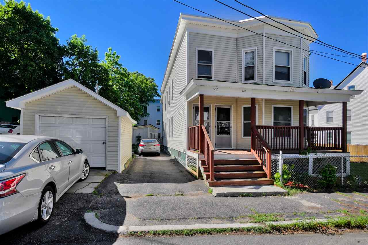 image of Manchester NH  2 Unit Multi Family | sq.ft. 3610
