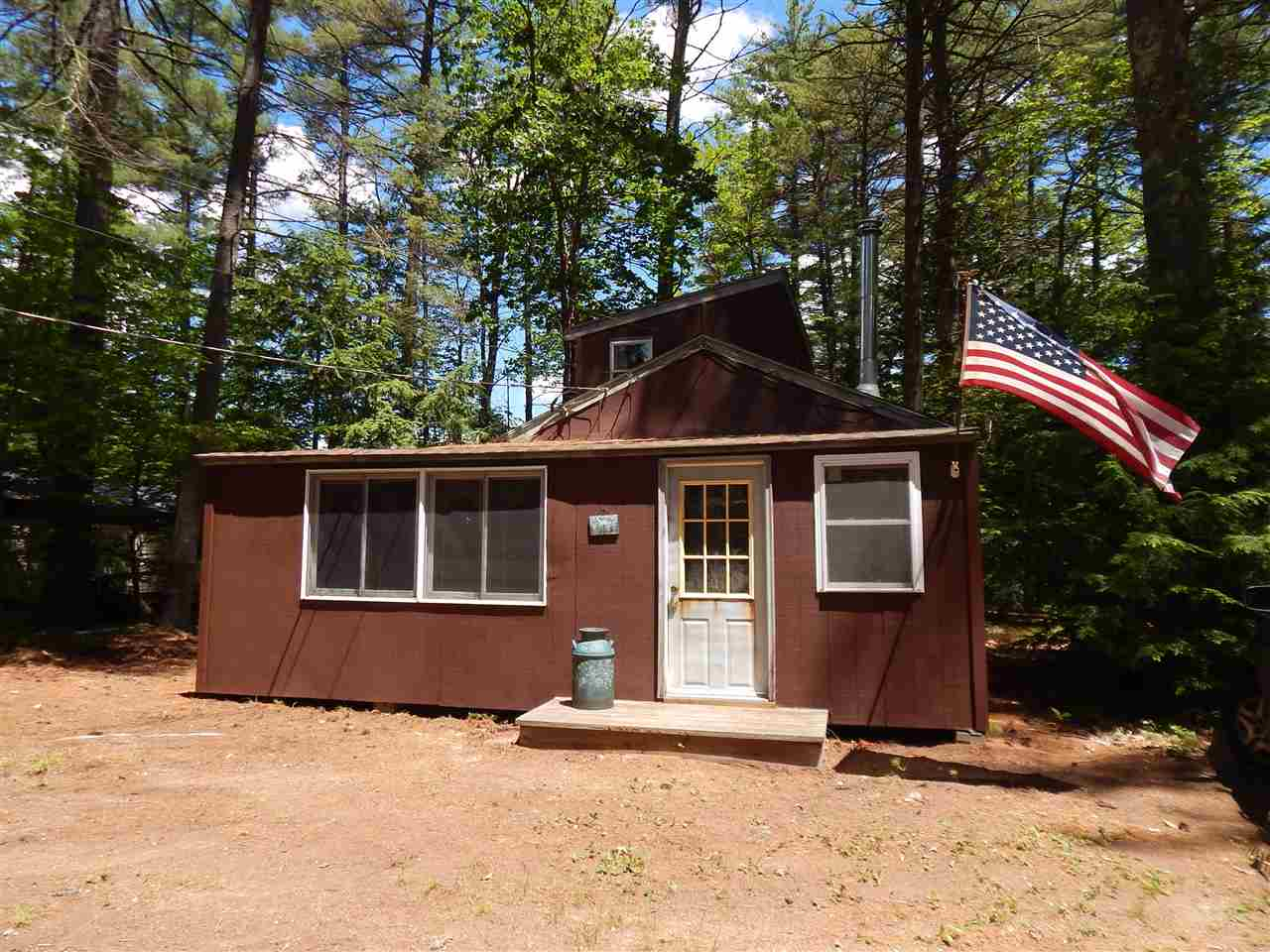 Wakefield NH Home for sale $$72,500 $87 per sq.ft.