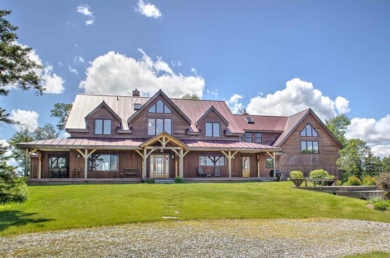 BARNARD VTHome for sale $$1,795,000 | $334 per sq.ft.