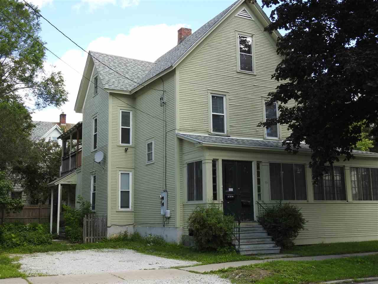35 Terrill Street, Rutland City, VT 05701
