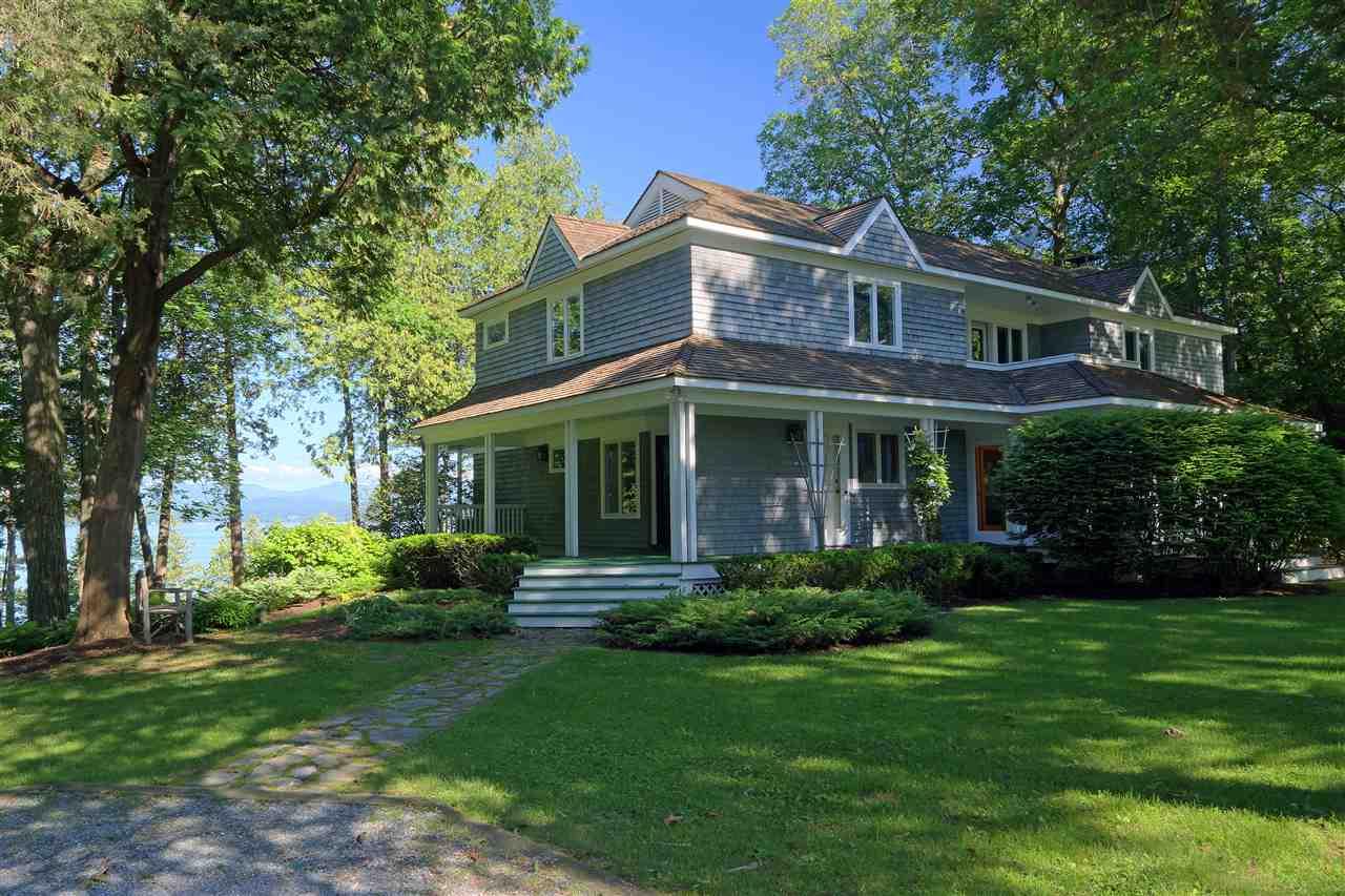 FERRISBURGH VTLake House for sale $$1,100,000 | $297 per sq.ft.