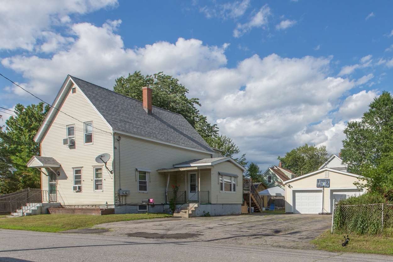 Nashua NH Multi Family for sale $List Price is $254,900