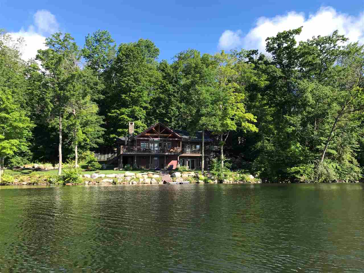 TINMOUTH VT Lake House for sale $$649,000 | $644 per sq.ft.