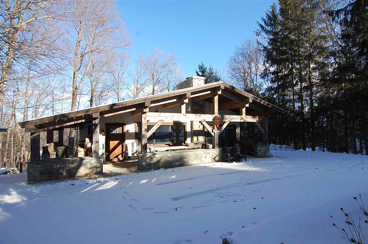 124 Middle Ridge Road, Winhall, VT 05340
