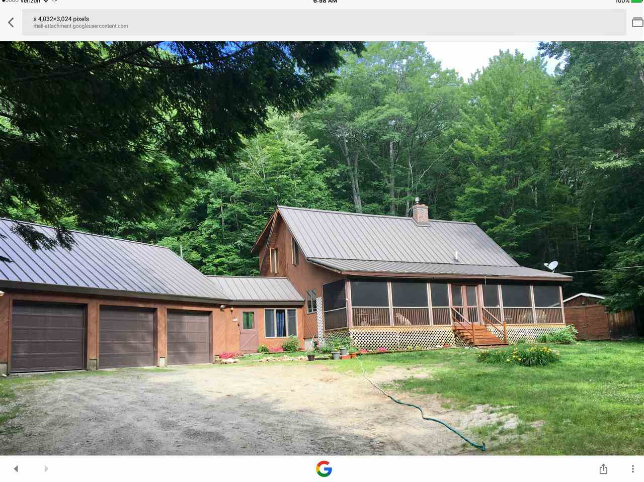 87 Old Turnpike Road, Danbury, NH 03230