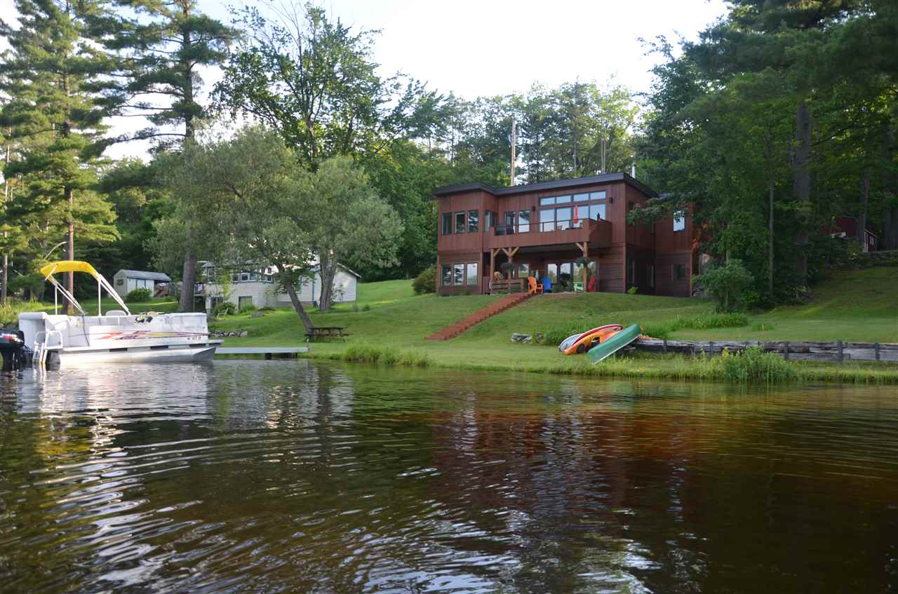 ENFIELD NH Lake House for sale $$879,000 | $602 per sq.ft.