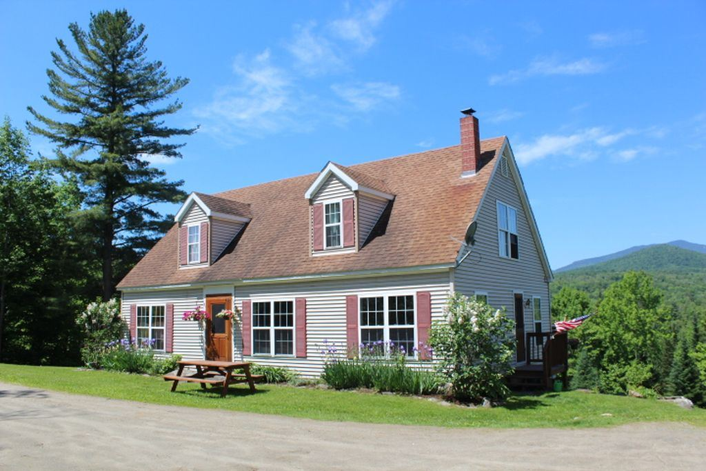 619 Fontaine Hill Road, Morristown, VT 05661