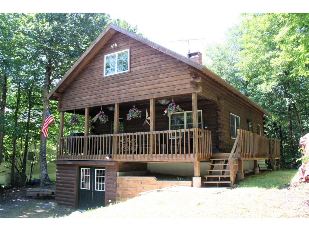Wonderful opportunity to own a log cabin in...