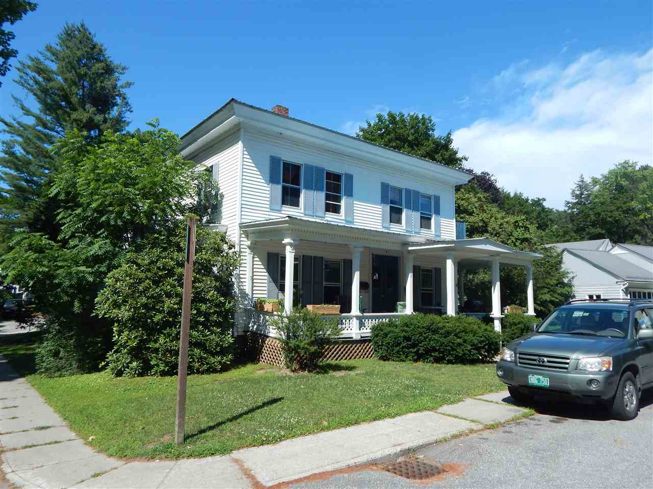 Springfield VT Multi Family for sale $List Price is $199,000