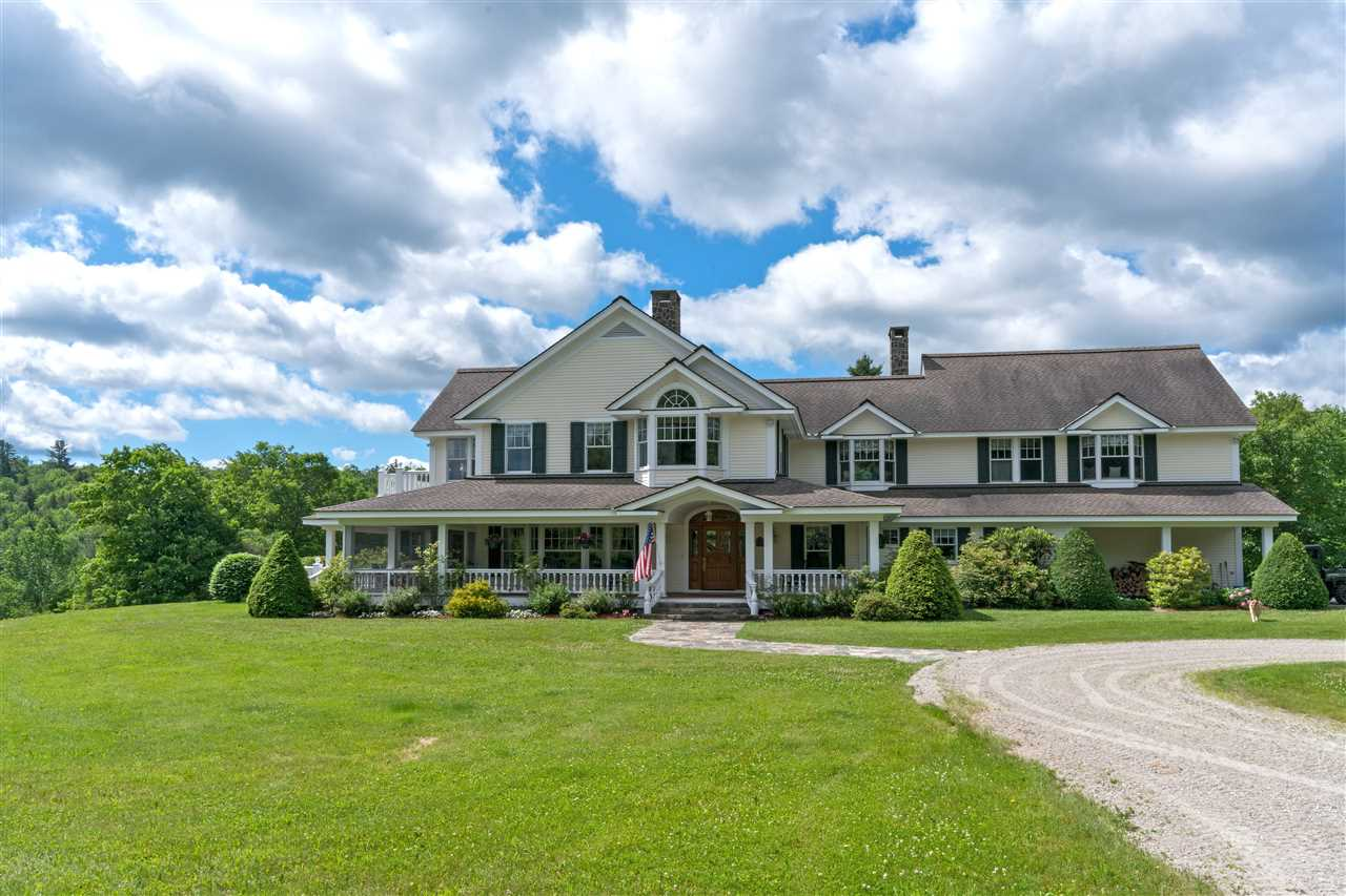 MOUNT HOLLY VT Lake House for sale $$2,950,000 | $421 per sq.ft.