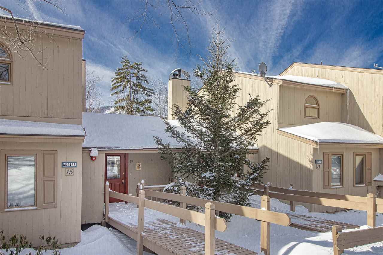 This four bedroom, three bath Timber Creek unit...