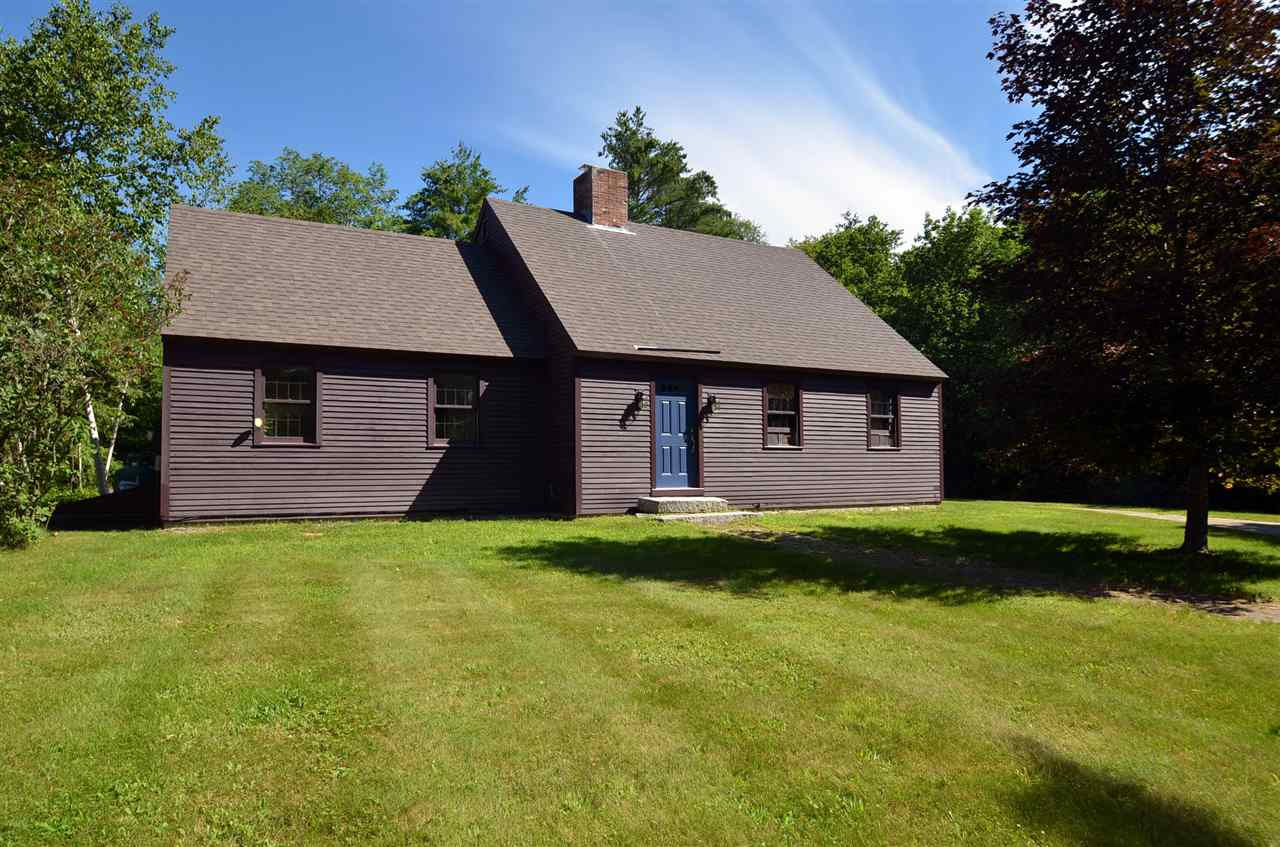 VILLAGE OF GILMANTON IRON WORKS IN TOWN OF GILMANTON NH  Home for sale $294,000