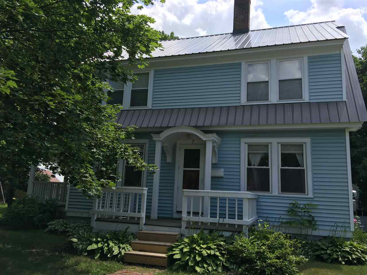 7 Lincoln Street Street, Springfield, VT 05156