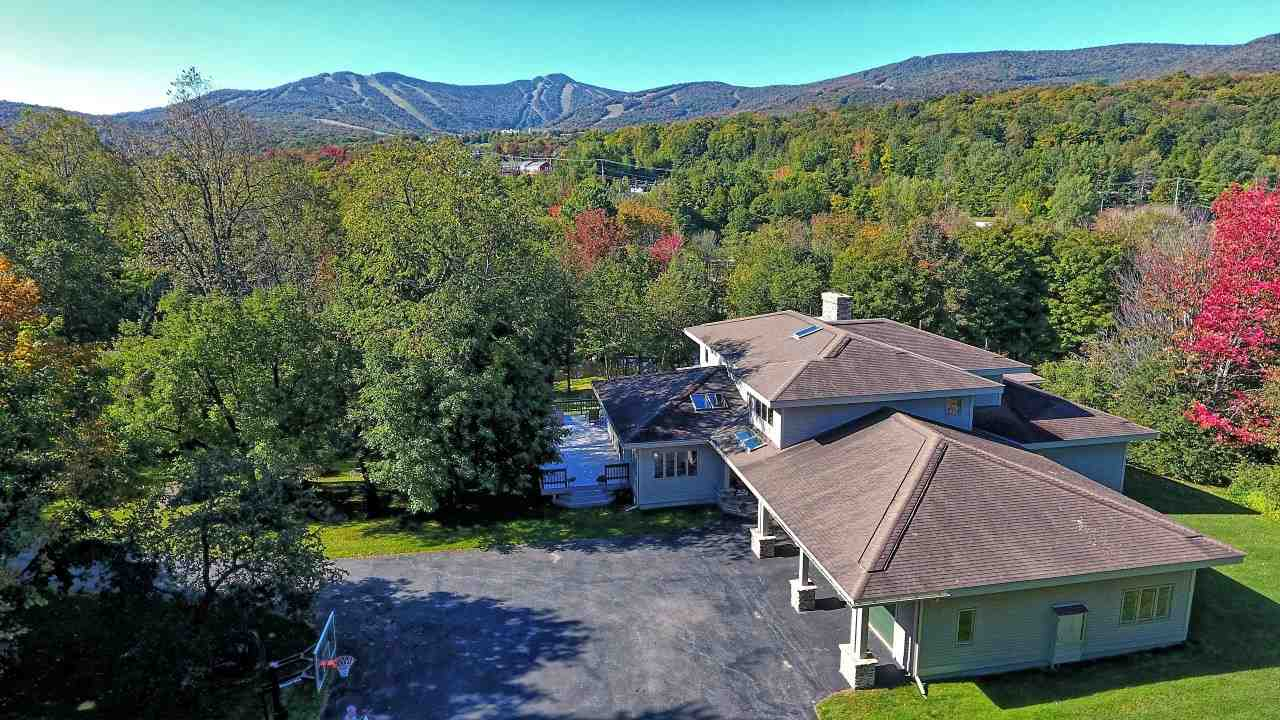 406 Roaring Brook Road, Killington, VT 05751