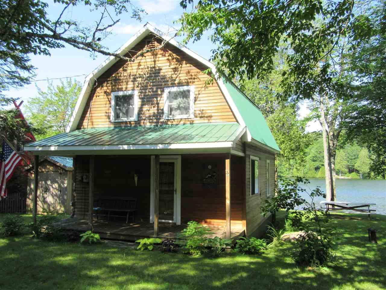 NEWARK VTLake House for sale $$189,000 | $195 per sq.ft.