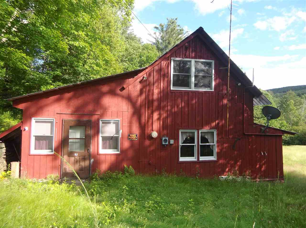 PIERMONT NH Home for sale $$66,000 | $88 per sq.ft.