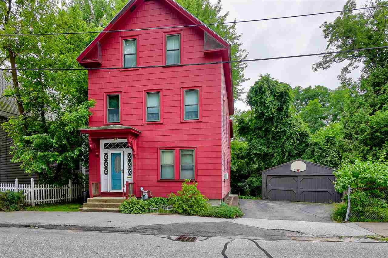Manchester NH Multi Family for sale $List Price is $139,000