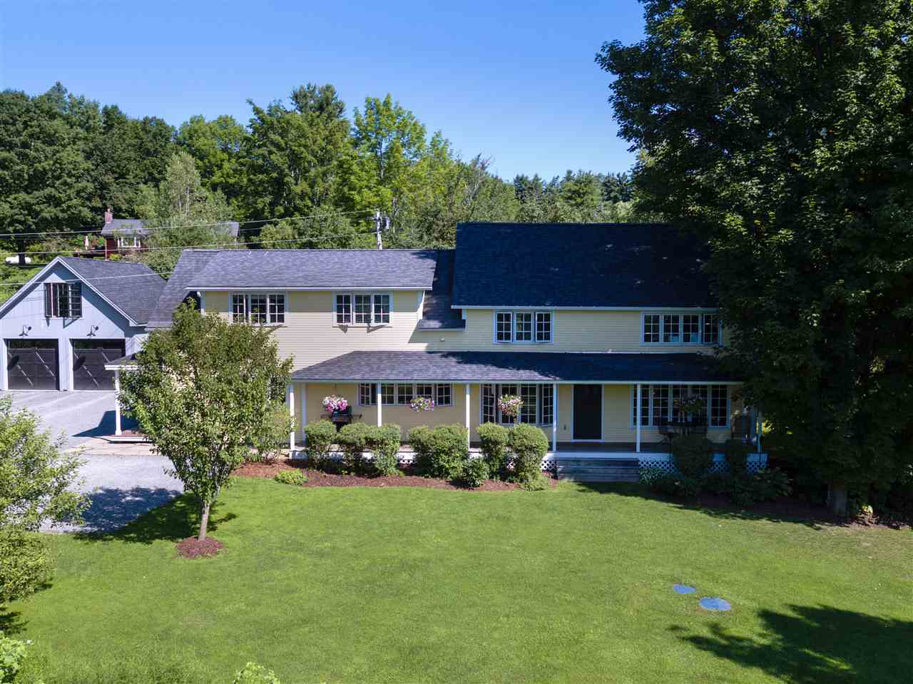 58 Churchill Lane, Stowe, VT 05672