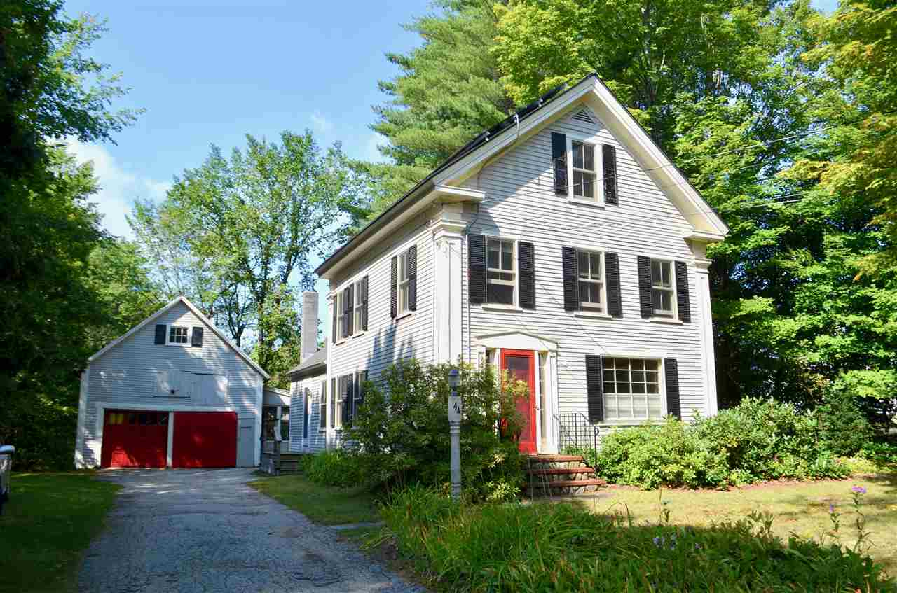 44  Lawrence Street Andover, NH 03216