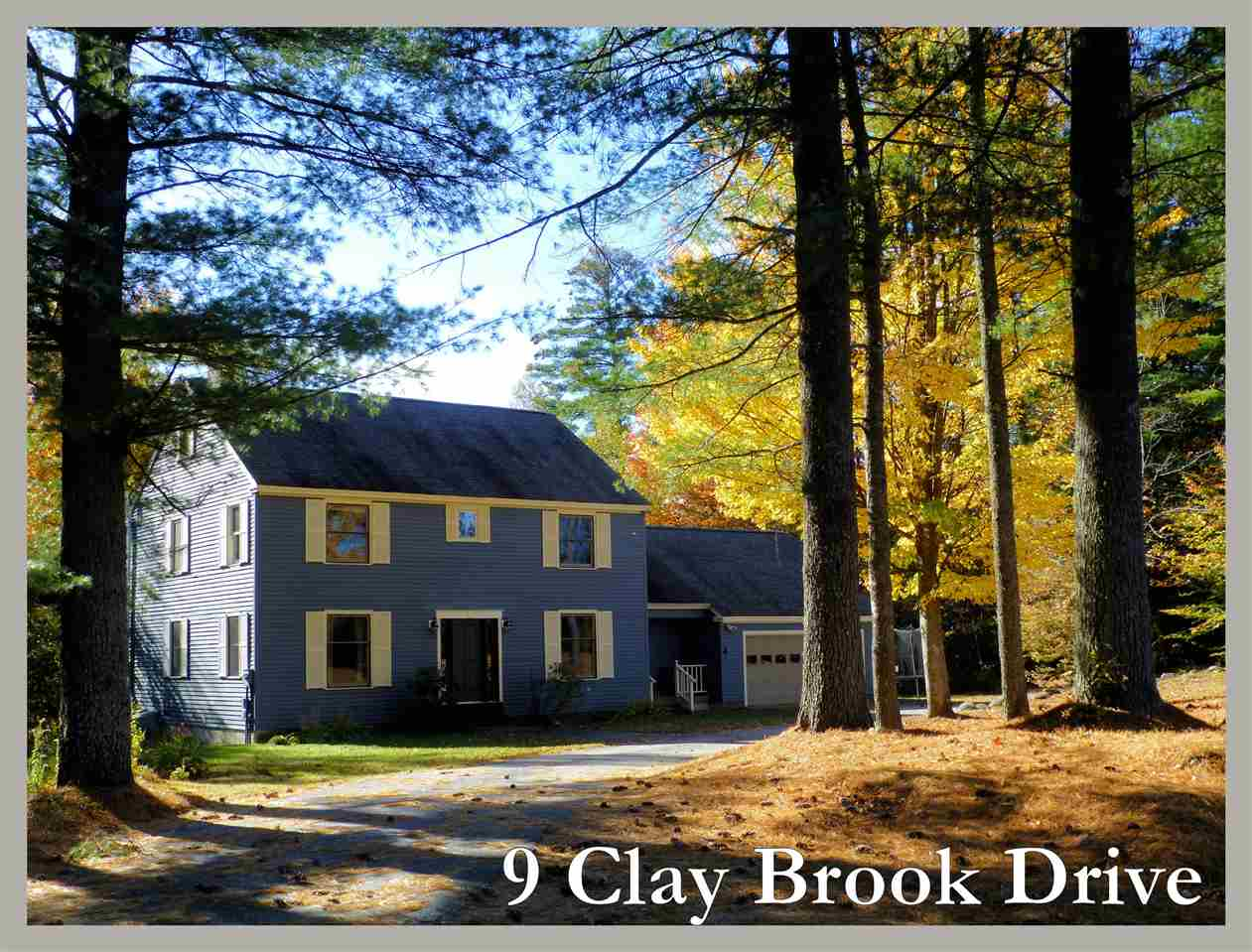 9 Clay Brook Drive, Plymouth, NH 03264
