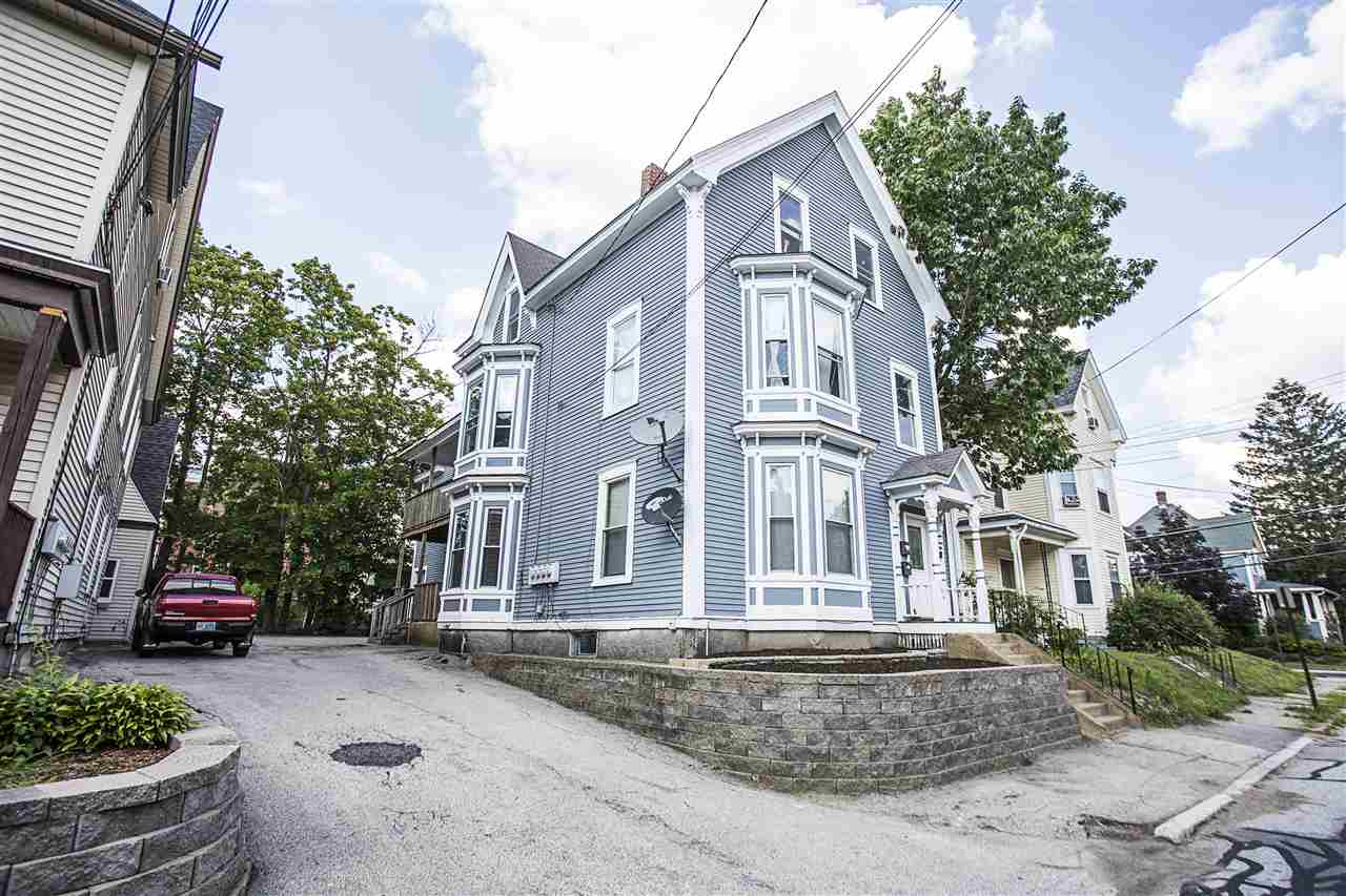 image of Manchester NH  3 Unit Multi Family   sq.ft. 3876