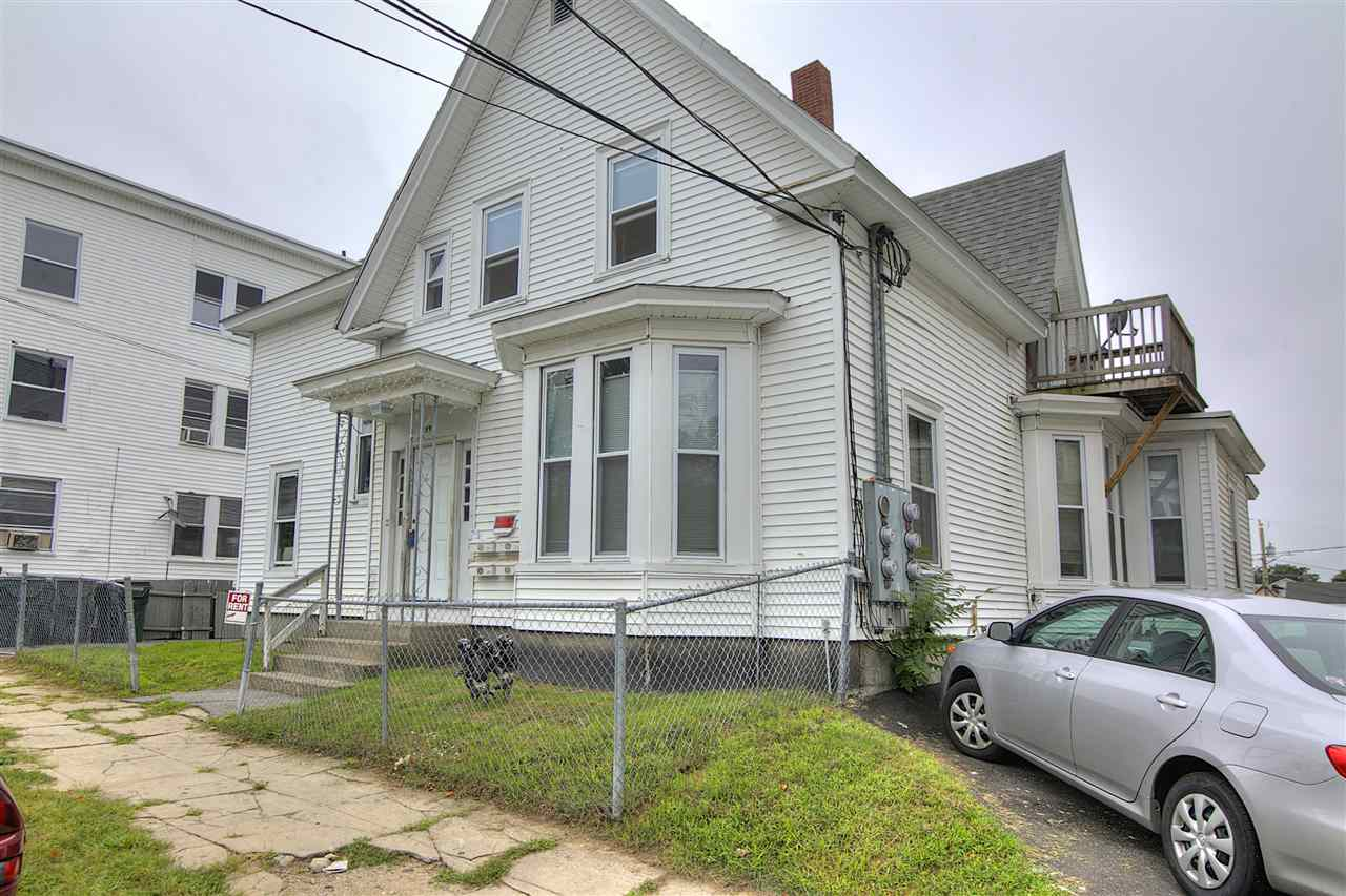 image of Manchester NH  4 Unit Multi Family   sq.ft. 5303