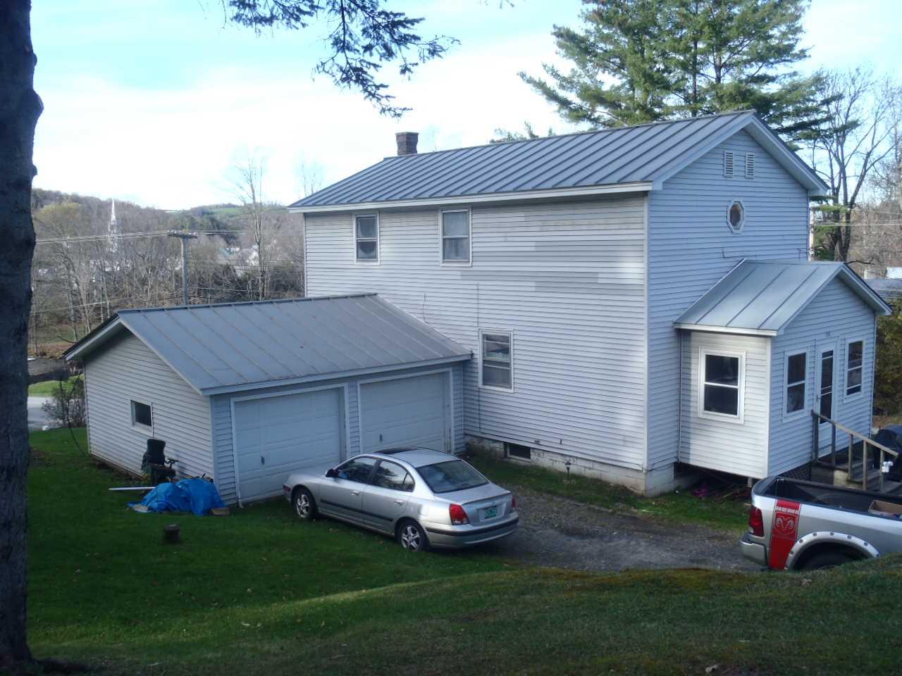WASHINGTON VTHome for sale $$178,000   $124 per sq.ft.