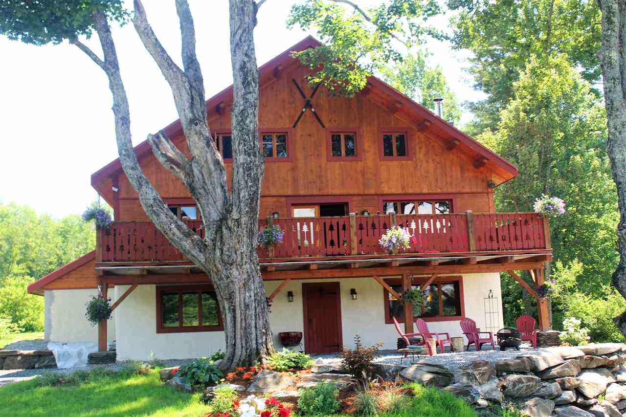 86 Blackberry Ridge Road, Calais, VT 05650