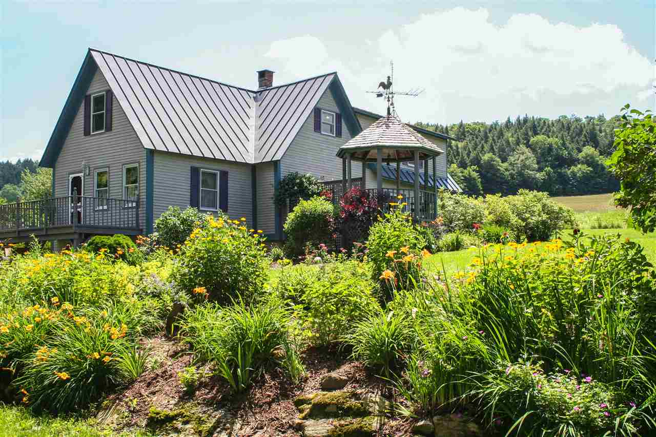 BARNARD VT Home for sale $$370,000 | $175 per sq.ft.