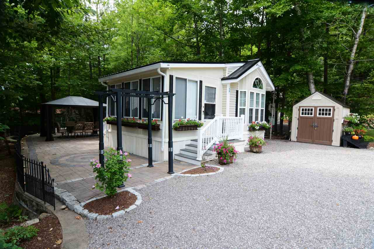 13 Upper Meadows Road Unit 89, Holderness, NH 03245