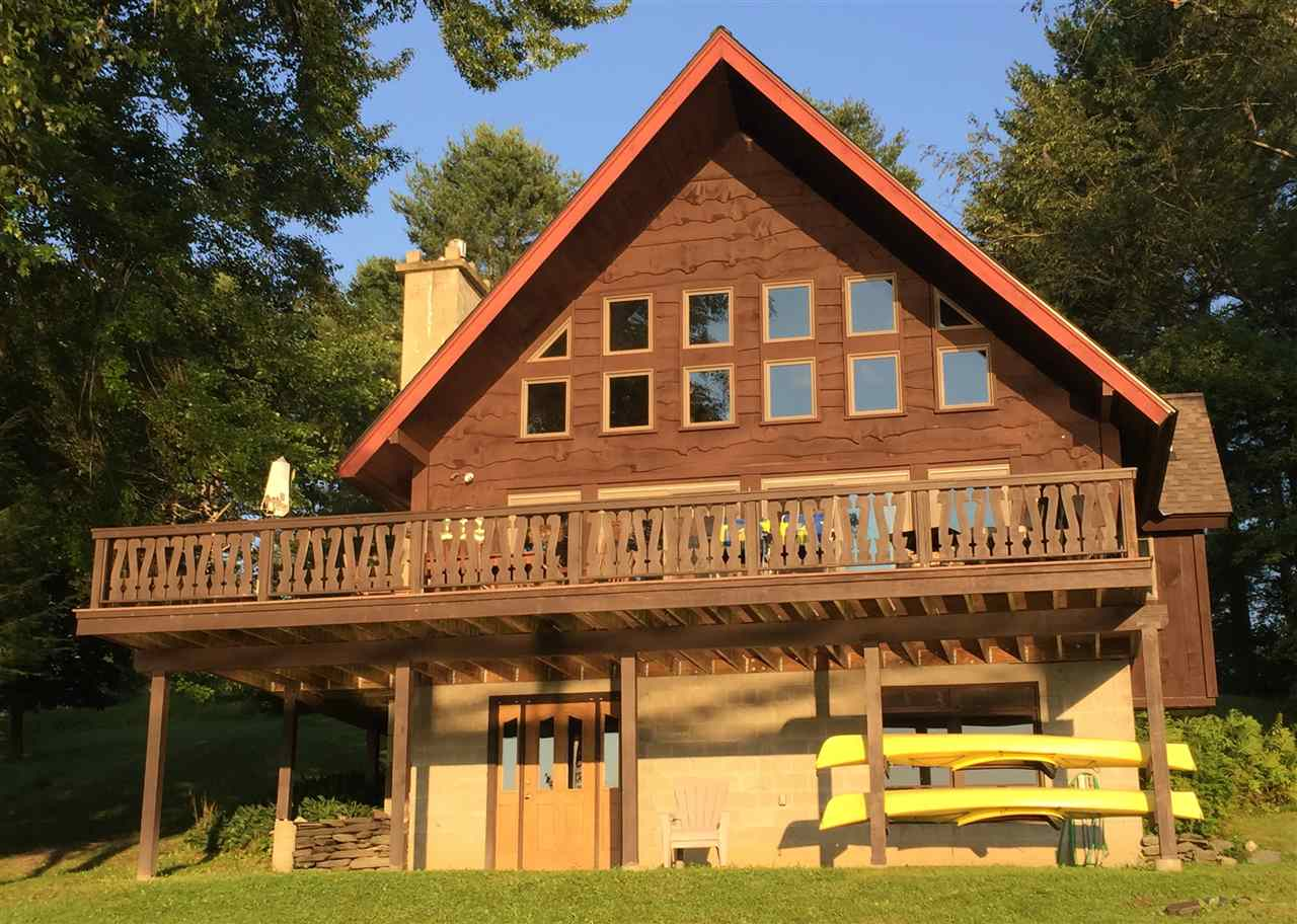 VILLAGE OF BOMOSEEN IN TOWN OF CASTLETON VT Lake House for sale $$489,999 | $326 per sq.ft.