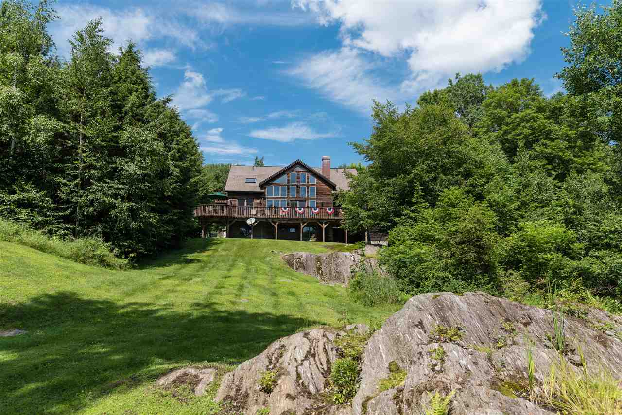 363 Gilcrist Road, Stowe, VT 05672