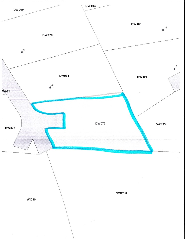 Private location! This 1.1 acre parcel is located...