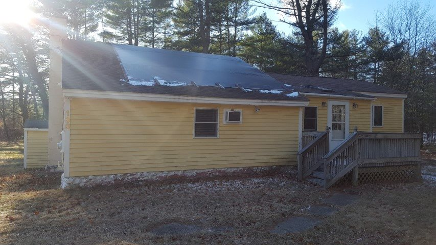 Weare NH Home for sale $List Price is $84,900