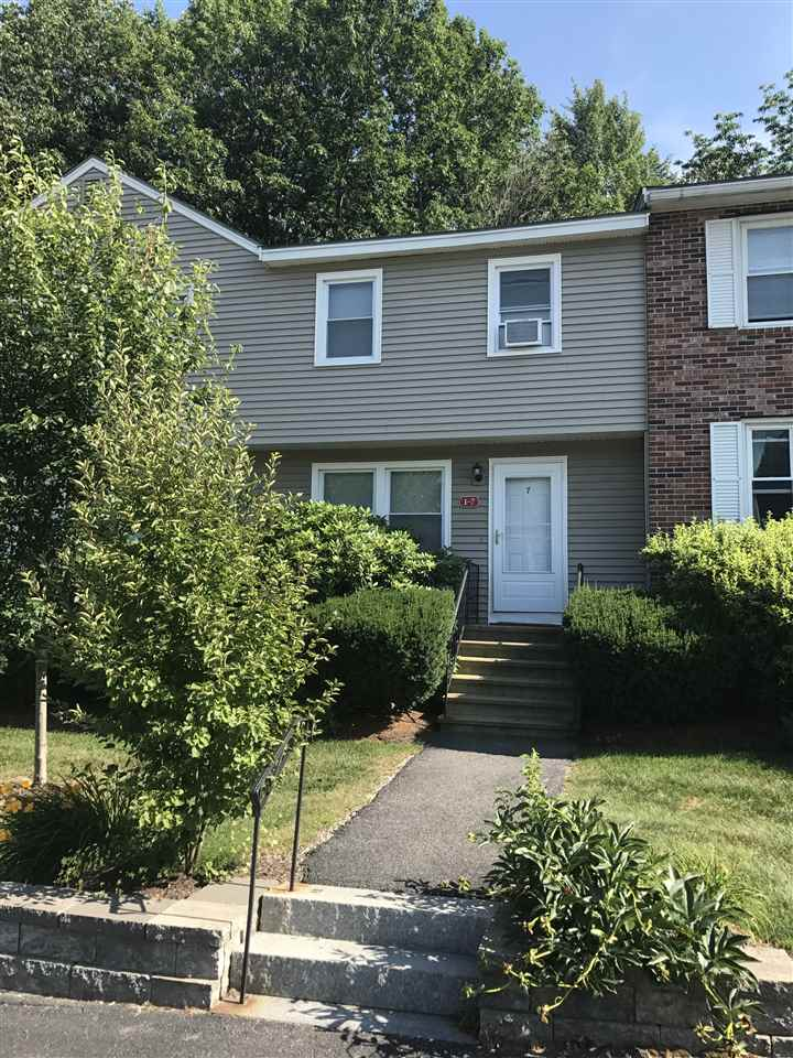 Goffstown NHCondo for sale $List Price is $157,500