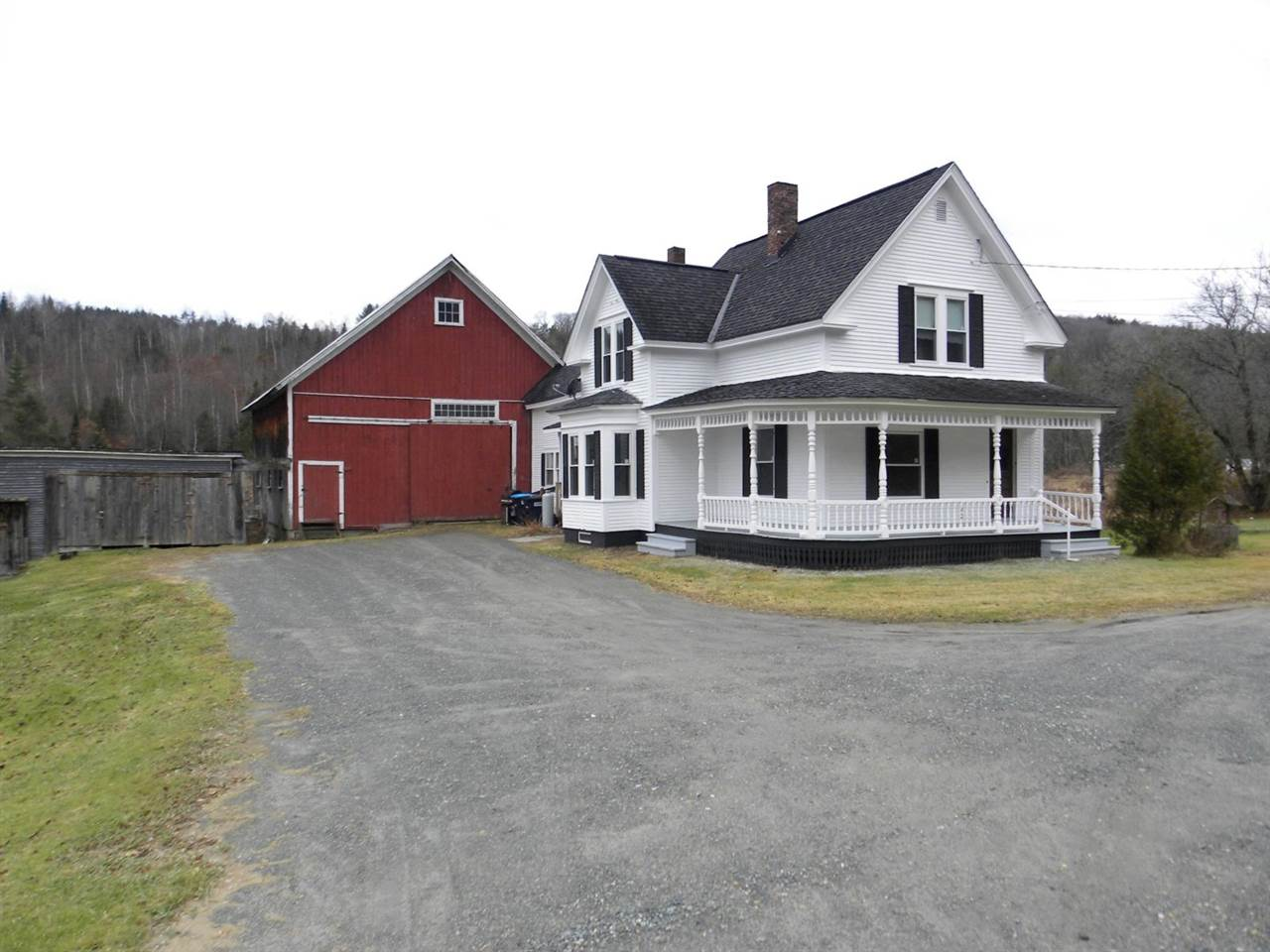 ST. JOHNSBURY VT Home for sale $$249,000 | $119 per sq.ft.