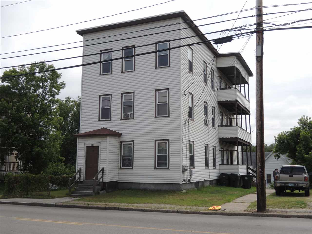image of Manchester NH  3 Unit Multi Family   sq.ft. 5184
