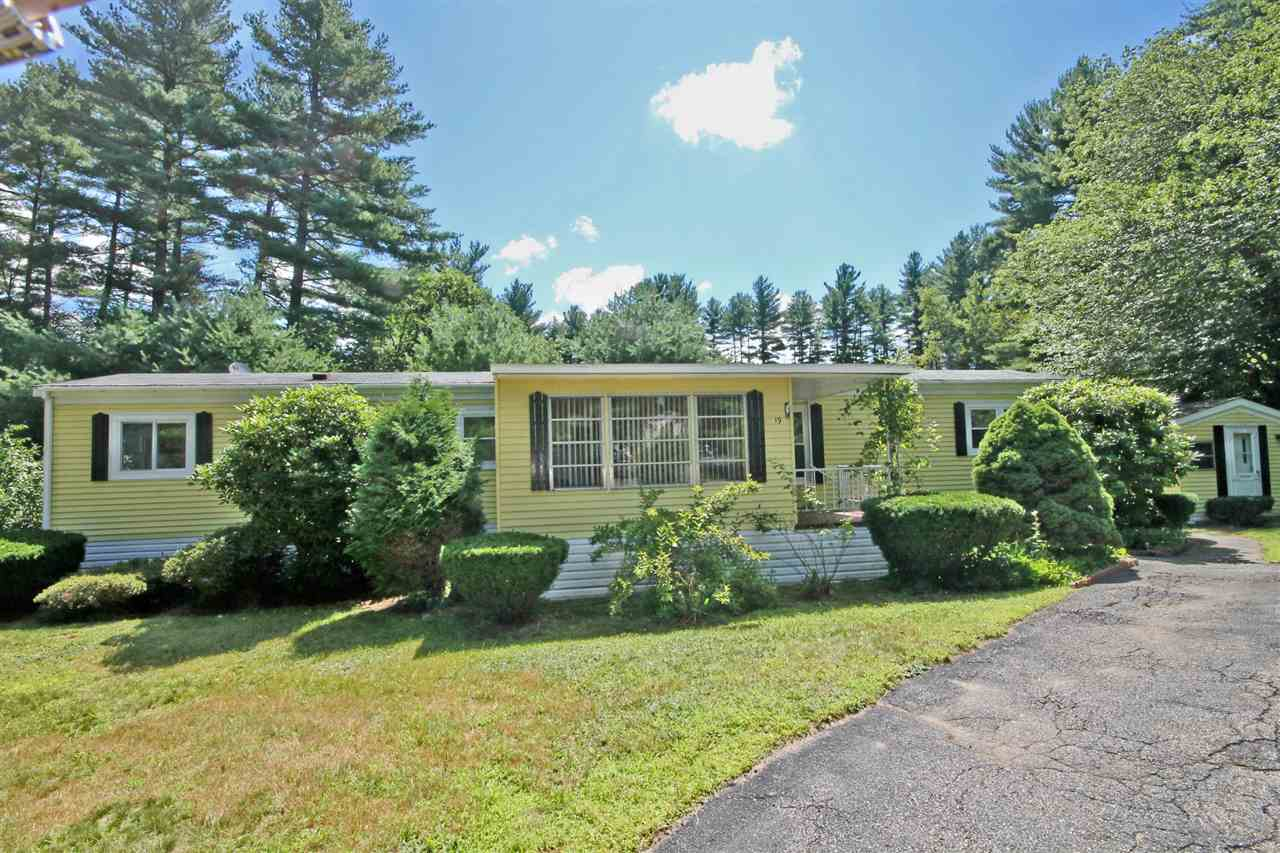 Londonderry NHMobile-Manufacured Home for sale $List Price is $60,000
