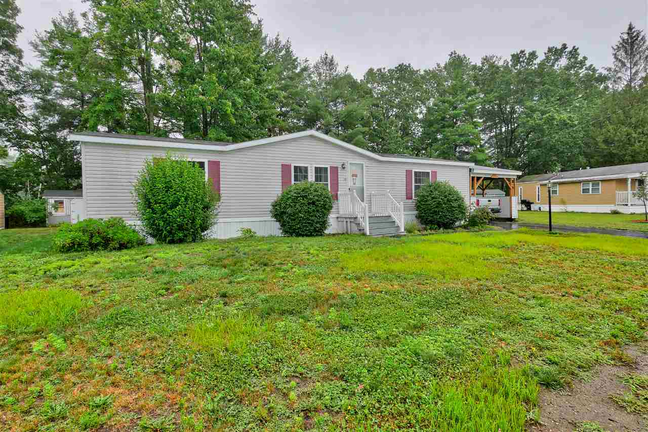 Merrimack NHMobile-Manufacured Home for sale $List Price is $129,900