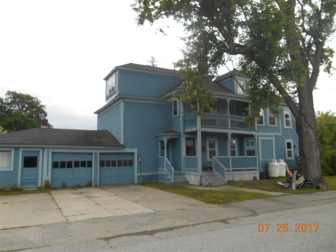 Claremont NH 03743 Multi Family for sale $List Price is $115,000