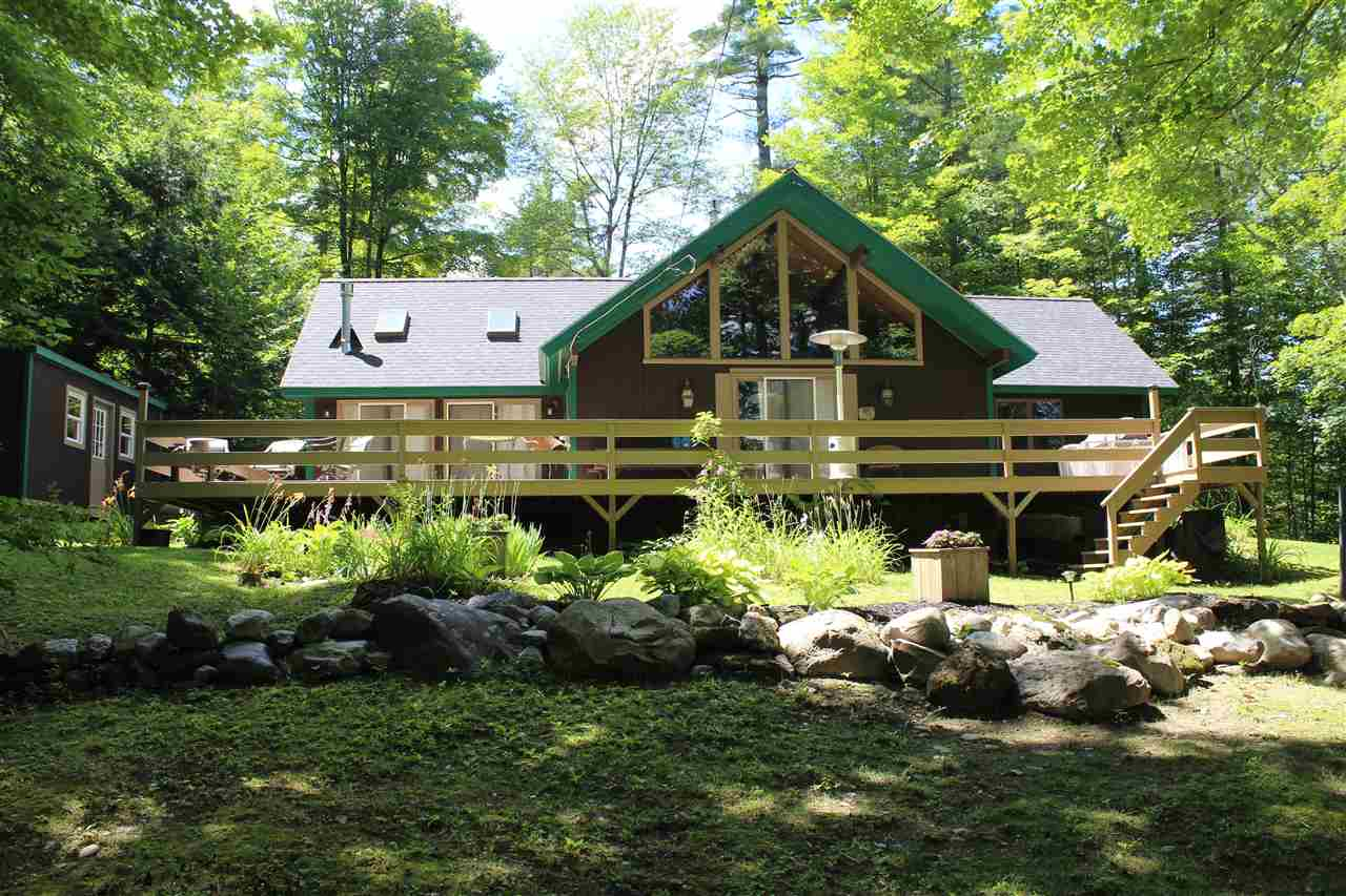 HUBBARDTON VT Lake House for sale $$286,900 | $171 per sq.ft.