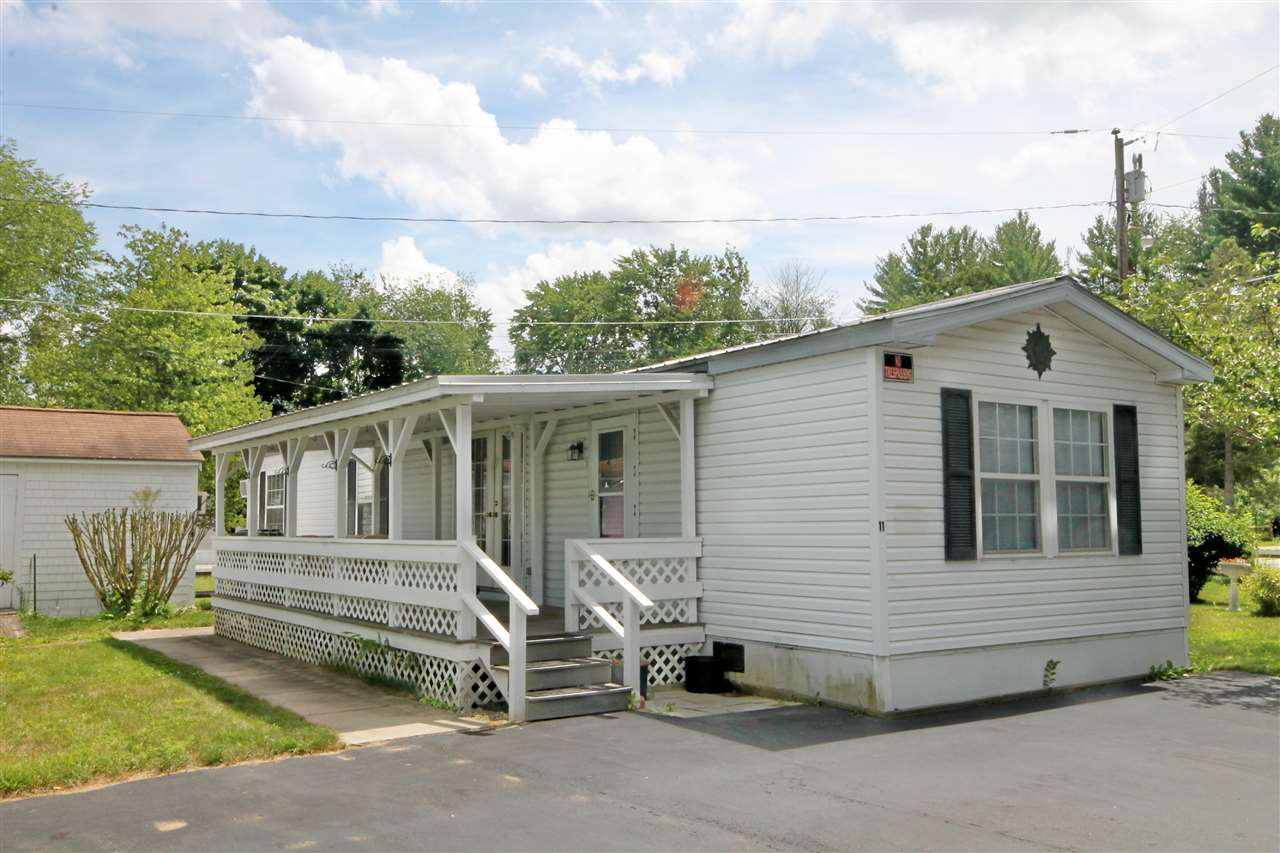 Milford NH Mobile-Manufacured Home for sale $List Price is $42,000