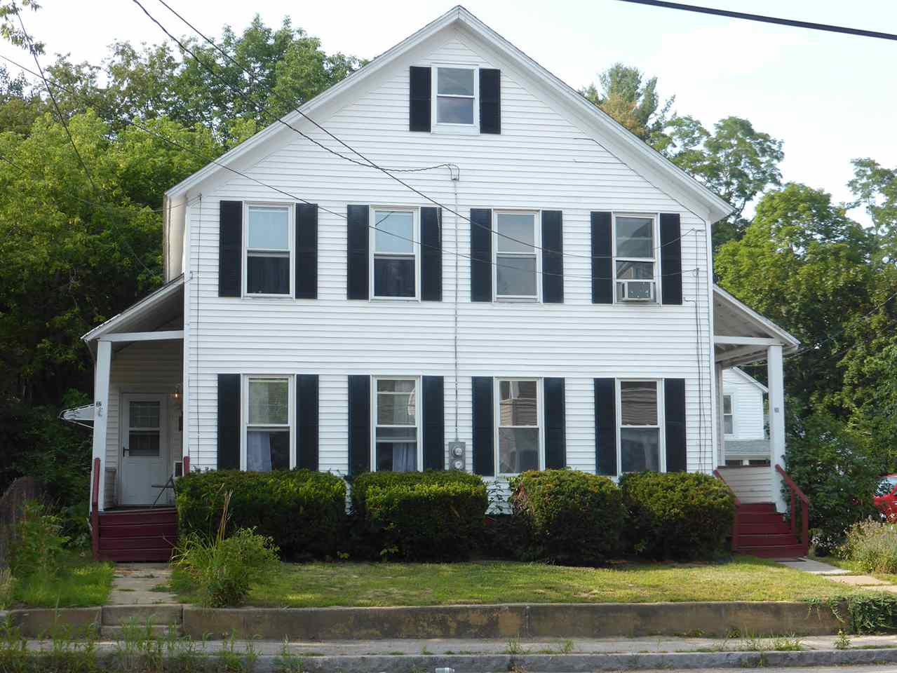 Concord NH Multi Family for sale $List Price is $245,000